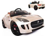 Детский электромобиль JAGUAR (4 цвета)