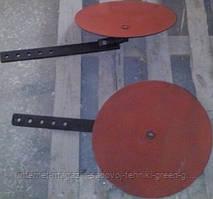 Окучник дисковый АРА (Ø 400 мм, на подшипниках) 1 штука