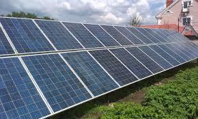 Сетевые солнечные станции под зеленый тариф мощностью от 10 до 30 кВт