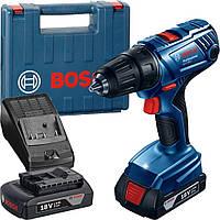 Аккумуляторный шуруповерт Bosch GSR 180-LI