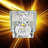 Встраиваемый светильник Feron JD55 COB 10W 27819
