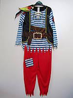 Дитячий костюм Пірат, George (Англія), 110-116см/5-6р