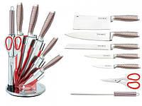 Набор ножей Royalty Line RL-KSS804N 8 ед., фото 1