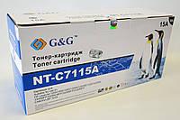 Картридж G&G для HP LJ 1200/1220/1000w/1005w Black (2500 стр), фото 1