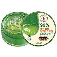 Многофункциональный гель с алоэ The Saem Jeju Fresh Aloe Soothing Gel 99