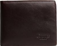 Мужской надежный кожаный кошелек Marranti M8866C коричневый