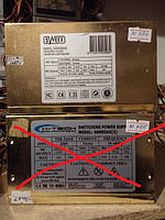 Блок питания 400W 120 Fan  Не рабочий