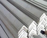 Уголок алюминиевый АД31 40х40х3 мм, б.п, анод