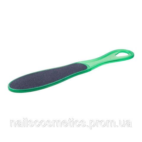 Тёрка для стоп пластиковая  100/180 (Т-02)