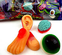 Gummy Body Parts Candy, фото 1