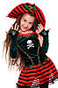 Пиратка карнавальный костюм детский, фото 2