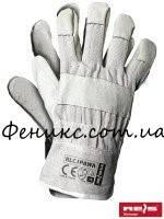 Перчатки защитные усиленные кожей RLCJPAWA-10