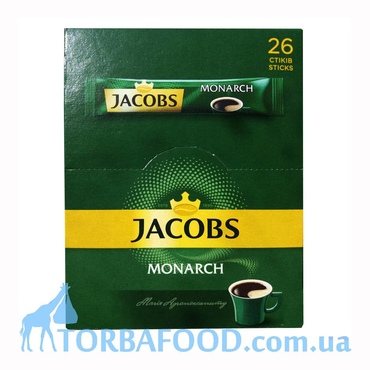 Кофе растворимый в стиках Якобс