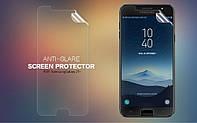 Защитная пленка Nillkin для Samsung Galaxy J7+ матовая