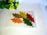 Осенние листья из фетра. Дуб, фото 3