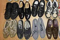 Обувь мужская секонд хенд 1 сорт