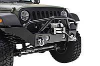Передний бампер силовой тюнинг Jeep Wrangler JK R6