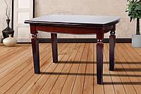 Стол обеденный Кайман (каштан) коллекция Гаити Премиум сегмент