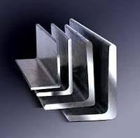 Уголок алюминиевый АД31 15х15х1 мм,  анод