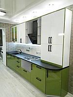 Кухня по индивидуальному проекту