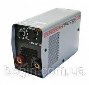 Сварочный инвертор Протон ИСА-245 КС