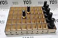 Подставка для хранения гель-лаков и акссесуаров
