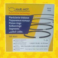 Кольца поршневые Т-40 Д-144 Р1 MAR MOT