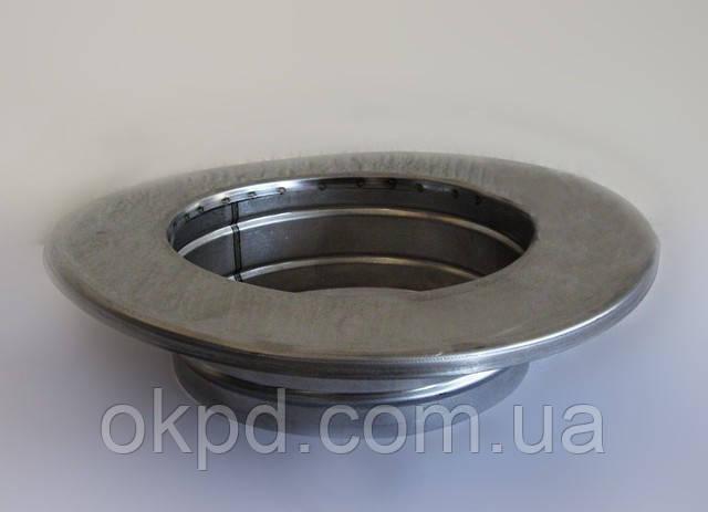 Скоба диаметром 350 для дымохода из нержавеющей стали марки  AISI 304