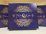 Комплект постельного белья сатин люкс 3D Moon Love, фото 2