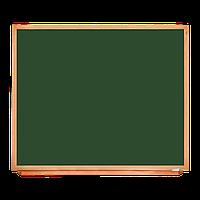 Доска для школы ТСО магнитная меловая 1500х1200 мм Классик