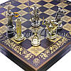Шахматы «Посейдон»,Греция,MANOPOULOS 48х48 см (088-1906SM), фото 2