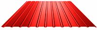 Профнастил стеновой ПС-10 0,5 мм Глянец (Ре) ArcelorMittal Польша