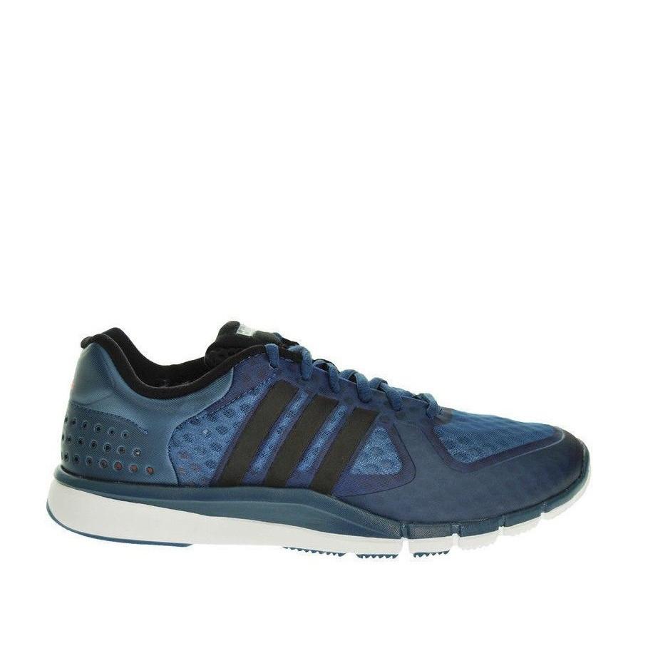Кроссовки мужские летние синие adidas adipure 360.2 CC D67871 адидас