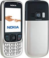 Мобильный телефон Nokia 6303 classic silver Оригинал Финляндия