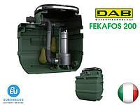 DAB FEKAFOS 200 - ёмкость для канализационной насосной станции