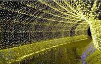 Подсветка новый год светодиодная уличная с программным пультом управления дистанционным 1М\ПОГ. 60 ЛАМП