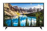 Телевизор LG 55UJ6307 (PMI 1600 Гц,4KUltra HD, Smart TV, Wi-Fi, активный HDR, Ultra Surround2.0 20Вт)