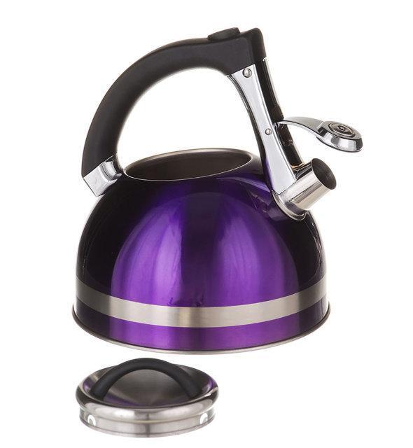 Чайник для газових плит зі свистком 3,0 л (1382)