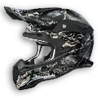 Мотошлем Airoh Terminator Thorns Black Gloss (TERMINATOR THORNS BLACK GLOSS)