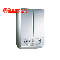 Настенный газовый котел Immergas Avio 24 2 ErP (дым. встр.бойл.45 л)