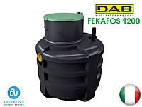 DAB FEKAFOS 1200-2000-3800 CP - ёмкость для канализационной насосной станции