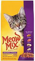 Корм для взрослых кошек Meow Mix Cat Original
