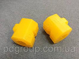 Втулка стабилизатора переднего полиуретан  d=21мм Audi 100, Audi 200 (OEM 443 411 327)