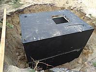 Бетонный погреб 10 куб.м