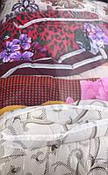 Двухспальное одеяло,овчина