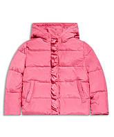 Теплая деми куртка на флисе от Sugar Squad, на 3-4 года