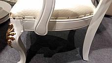 Стілець обідній Ермітаж, білий, фото 3