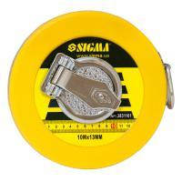 Рулетка стекловолокно 10м*13мм Sigma (3831101)