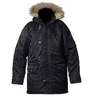 """Куртка """"Аляска"""" Black"""