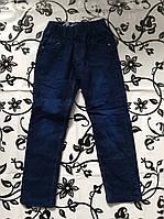 Джинсовые брюки на флисе для мальчиков Taurus 110-140 p.p.